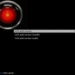 EOS web serwer - start systemu.